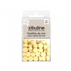 Zibuline - Ceralacca - Pastiglie Jaune pâle