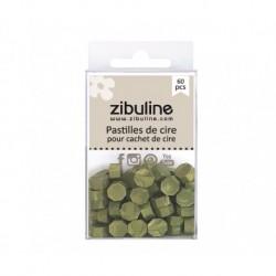 Zibuline - Ceralacca - Pastiglie Kaki nacré
