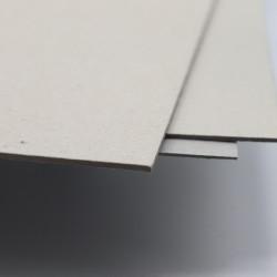 Cartone vegetale grigio 1.5 mm