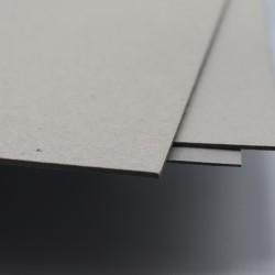Cartone vegetale grigio 2 mm