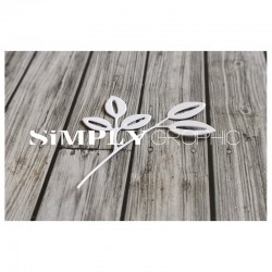 Simply Graphic - Fustella - Feuillage Ouvert