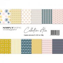 Simply Graphic - Kit A4 - Alès