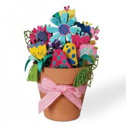 I-Crafter - Fustelle - Floral Garden