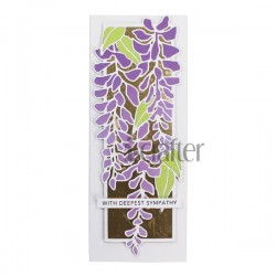 I-Crafter - Fustelle - Wisteria Vines