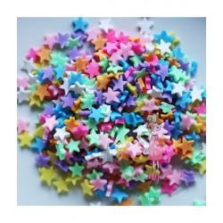 Dress My Craft - Abbellimenti - Multicoloured Stars