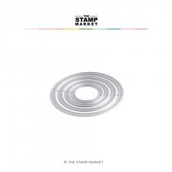 The Stamp Market - Fustella - CIRCLE FRAME