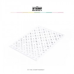 The Stamp Market - Fustella - TINY TILE COVER