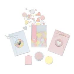 Sizzix - Fustella Thinlits - Confetti Pocket