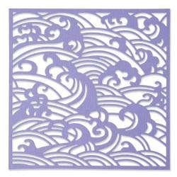 Sizzix - Fustella Thinlits - Mystical Seascape
