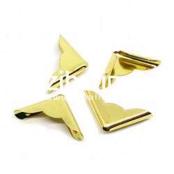 Zibuline - Protezioni Angolari Oro Fantasia