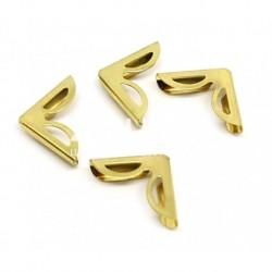 Zibuline - Protezioni Angolari Forato Oro