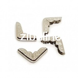 Zibuline - Protezioni Angolari Inciso Argento