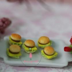 Dress My Craft - Abbellimenti - Miniature Burger