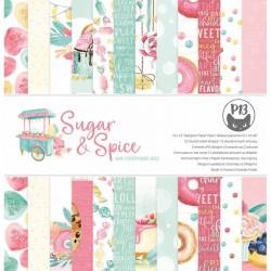 "P13 - Pad Sugar & Spice - 12x12"""