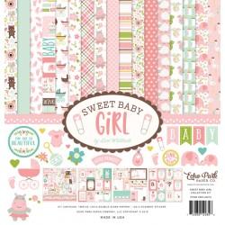 "Echo Park - Kit Carte 12x12"" - Sweet Baby Girl"