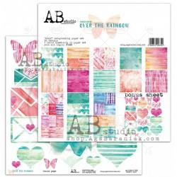 "AB STUDIO - Kit Carte 12x12"" – Somewhere over the Rainbow"