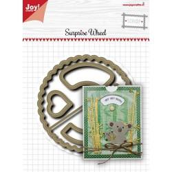 Joy Crafts - Fustella - Surprise Wheel