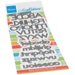 Marianne Design - Fustella - Alphabet Journal