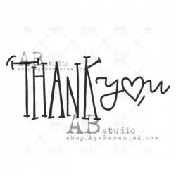 AB Studio - Timbri Cling - Thank You