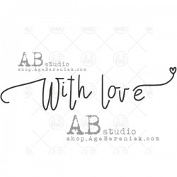 AB Studio - Timbri Cling - With Love
