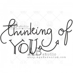 AB Studio - Timbri Cling - Thinking of You