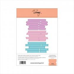 Tommy Art - Fustella - Strips