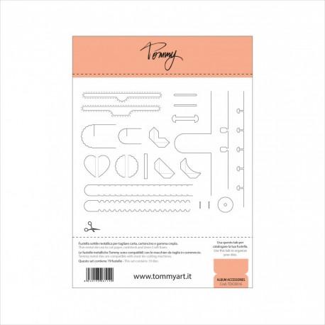 Tommy Art - Fustella - Album accessories