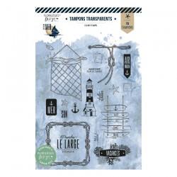 Florileges Design - Timbri Clear - PRENDRE LE LARGE