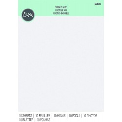 Sizzix -Folie di Shrink Plastic