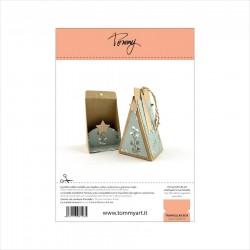 Tommy Art - Fustella - Triangular Box