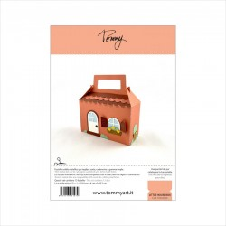 Tommy Art - Fustella - Little House Box