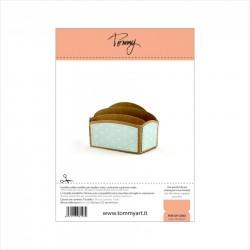 Tommy Art - Fustella - Pop-up Card