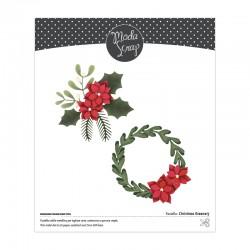 ModaScrap - Fustella - CHRISTMAS GREENERY