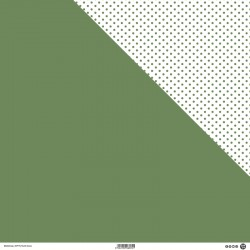 "ModaScrap - Carta 12x12"" - PASTEL ACACIA"