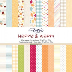 La Coppia Creativa - Pad HAPPY & WARM