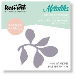 Fustella Kesi'Art - Métaliks mini métaliks mini branche