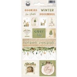 P13 - Sticker sheet 02-  Cosy Winter
