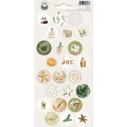 P13 - Sticker sheet 03-  Cosy Winter