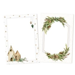 P13 - Set of cards - Cosy Winter