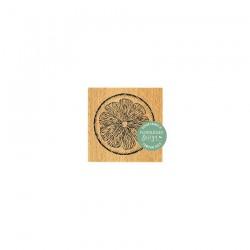 Florileges  Design - Timbro legno - TRANCHE DE CITRON
