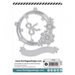 Florileges Design - Fustella - COURONNE D'HIVER