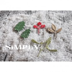 Simply Graphic - Fustella - Assortiment D'hiver