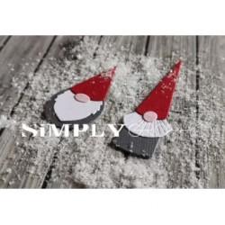 Simply Graphic - Fustella - Gnomes