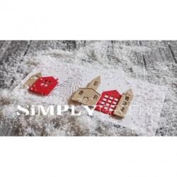 Simply Graphic - Fustella - Village De Noël