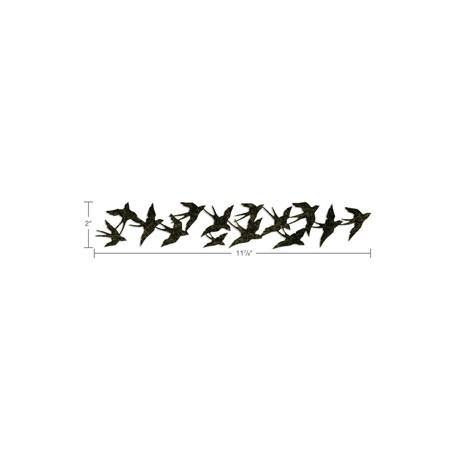 Fustella Tim Holtz Birds in Flight