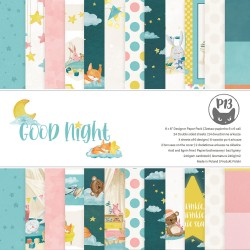 "P13 - Pad Good Night - 6x6"""