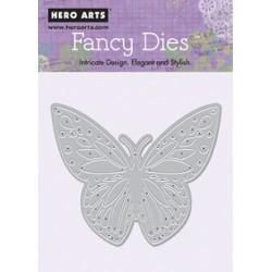 Fustella Hero Arts Fancy Dies Butterly