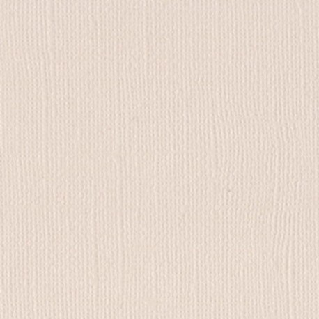 Cartoncino bazzill mono - Vanilla