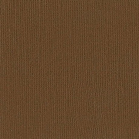 Cartoncino bazzill mono - Walnut