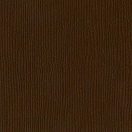 Cartoncino bazzill mono - Chocolate